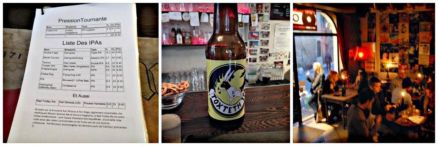 rencontres bière chopines
