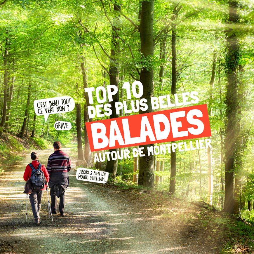 Balades Gratuites Montpellier