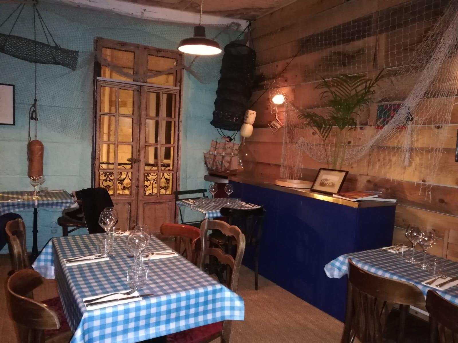 restaurant de crustacés à Montpellier