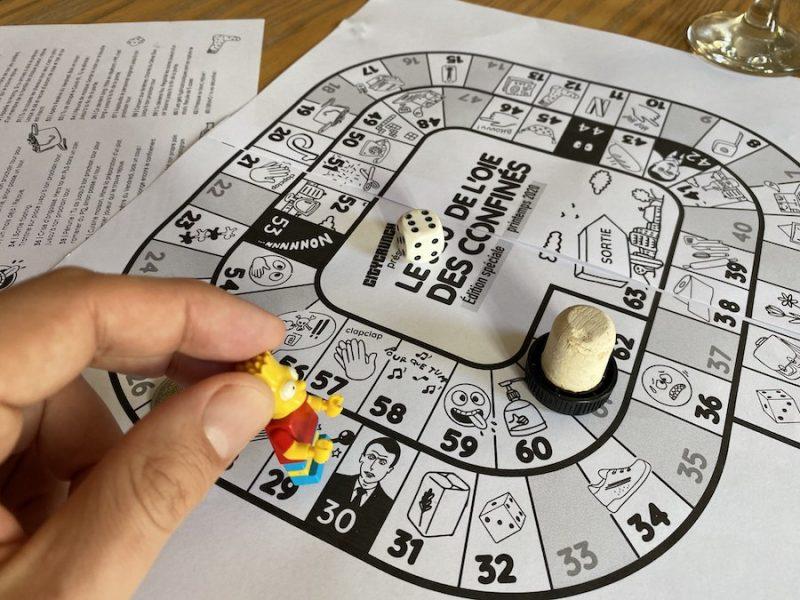 Le jeu de l'oie des confinés : téléchargez et imprimez le plateau de jeu