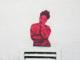 collage femme street art