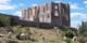 ruines de l'abbaye de felix de monceau massif de la gardiole