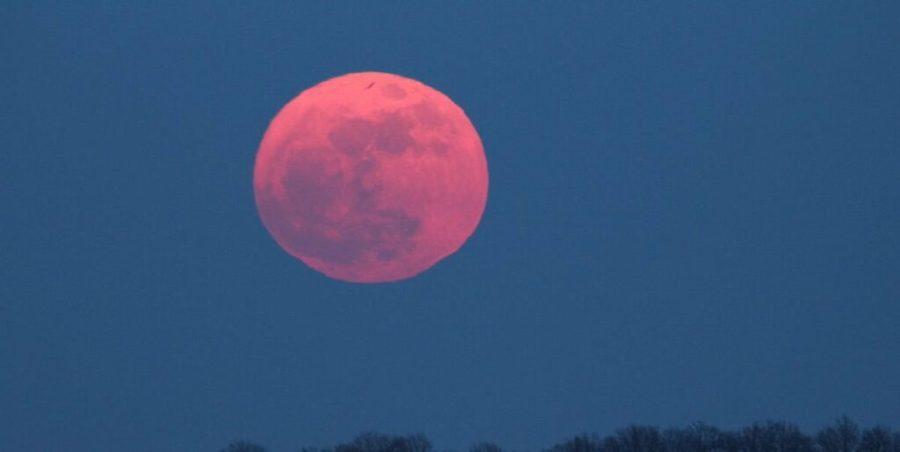 super lune 26 avril 27 avril 2021